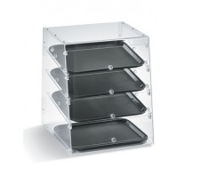 Vollrath Knock down bakery case 4 tray