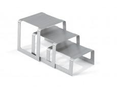 Vollrath Square Bent Buffet Riser Set