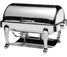 Tiger Euri Roll Top Chafing Dish