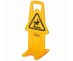 Rubbermaid Stable Safety Signs