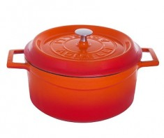 ΑGNELLI SLOWCOOK ENAMELLED CAST IRON
