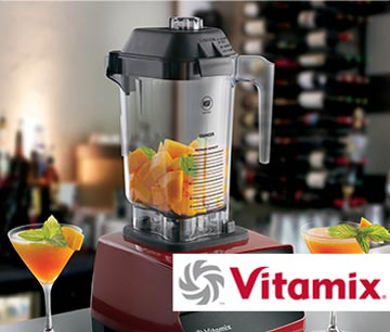 vitamix left